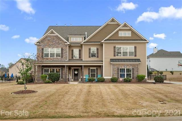 1602 Ashburn Ridge Drive, Waxhaw, NC 28173 (#3727099) :: Mossy Oak Properties Land and Luxury