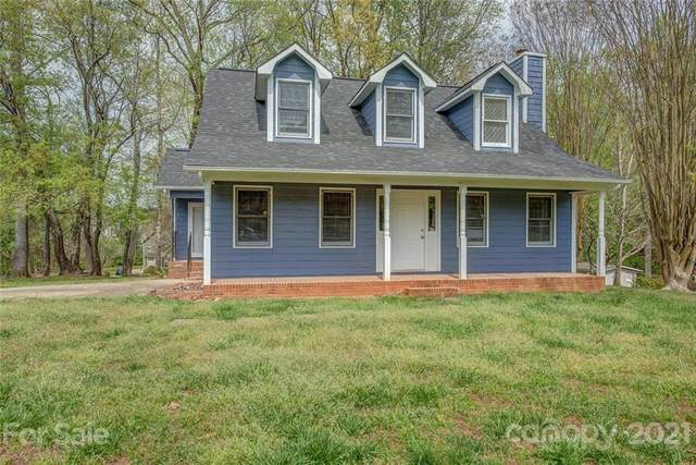 4411 Huntington Drive, Gastonia, NC 28056 (#3727148) :: The Premier Team at RE/MAX Executive Realty