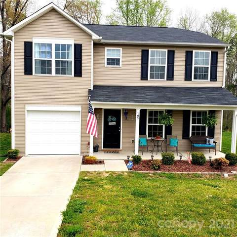 105 Maple Crest Drive, Kings Mountain, NC 28086 (#3727209) :: Stephen Cooley Real Estate Group