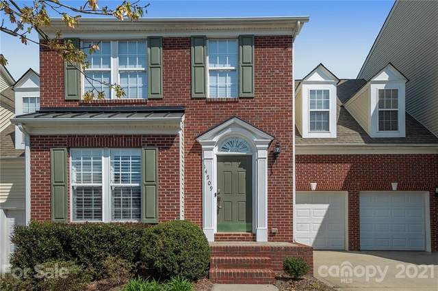 14509 Greenpoint Lane, Huntersville, NC 28078 (#3727254) :: LePage Johnson Realty Group, LLC