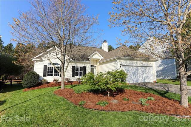 6032 Powder Mill Place, Indian Trail, NC 28079 (#3727277) :: Stephen Cooley Real Estate Group