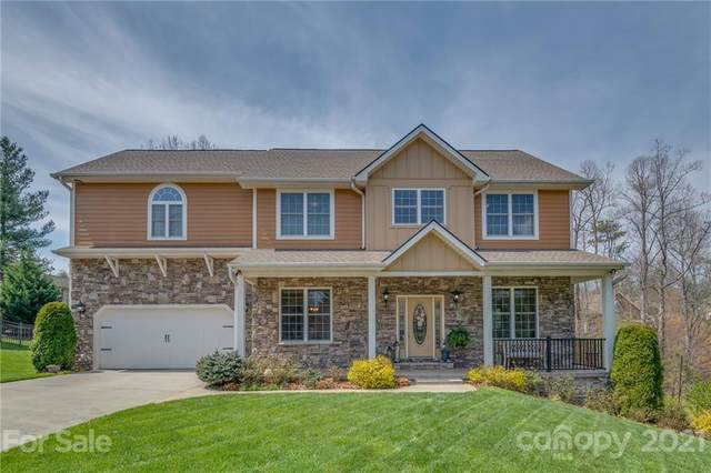 21 Ledgestone Drive, Fairview, NC 28730 (#3727285) :: LePage Johnson Realty Group, LLC