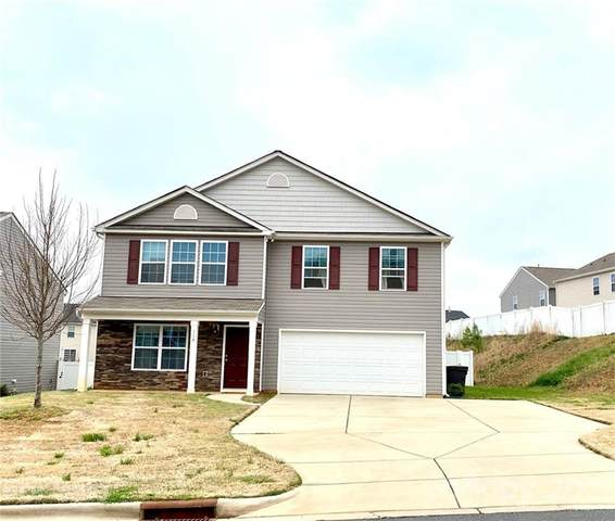 110 Mossy Pond Road, Statesville, NC 28677 (#3727299) :: Home and Key Realty