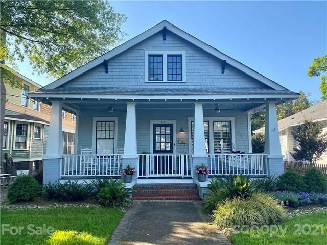 806 Sunnyside Avenue, Charlotte, NC 28204 (#3727315) :: Lake Norman Property Advisors