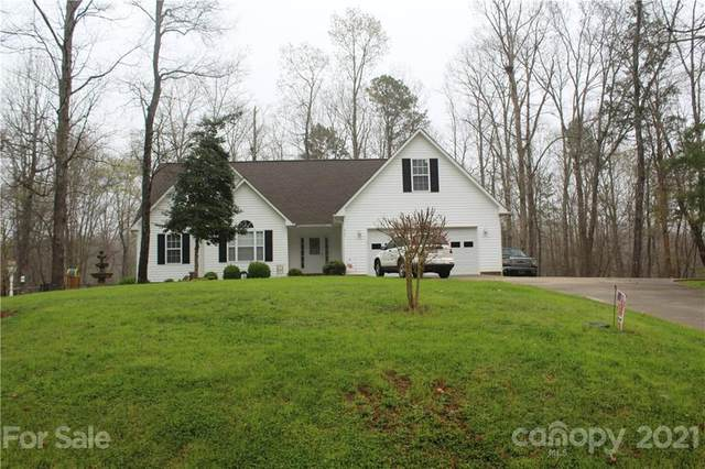 313 Lakeshore Drive, New London, NC 28127 (#3727316) :: SearchCharlotte.com