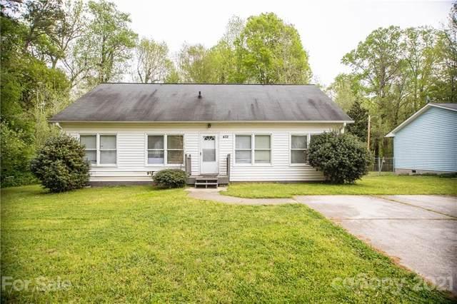 432 N Lackey Street, Statesville, NC 28677 (#3727359) :: MartinGroup Properties