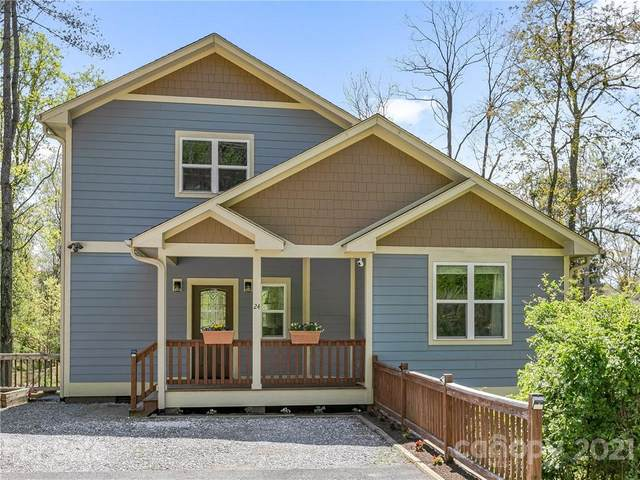 24 Central Avenue W, Asheville, NC 28806 (#3727377) :: TeamHeidi®