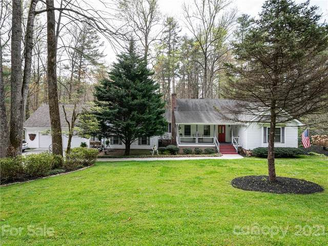 116 Finley Cove Road, Hendersonville, NC 28739 (#3727458) :: Keller Williams Professionals