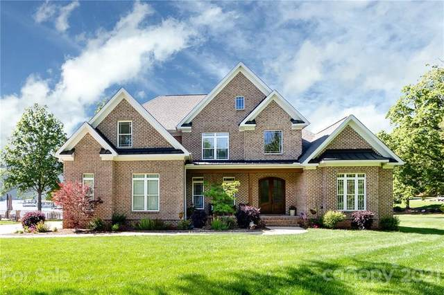 16035 Sunset Drive, Huntersville, NC 28078 (#3727459) :: The Ordan Reider Group at Allen Tate