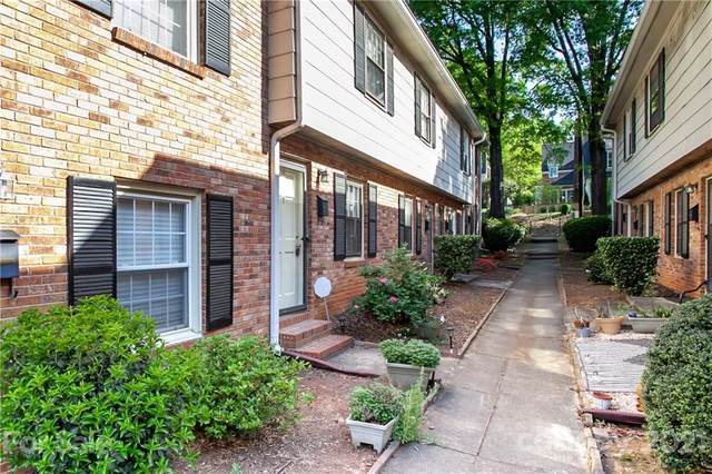2332 Kenmore Avenue B, Charlotte, NC 28204 (#3727496) :: LePage Johnson Realty Group, LLC