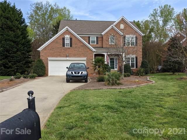 14008 Wolf Den Lane, Charlotte, NC 28277 (#3727518) :: MartinGroup Properties