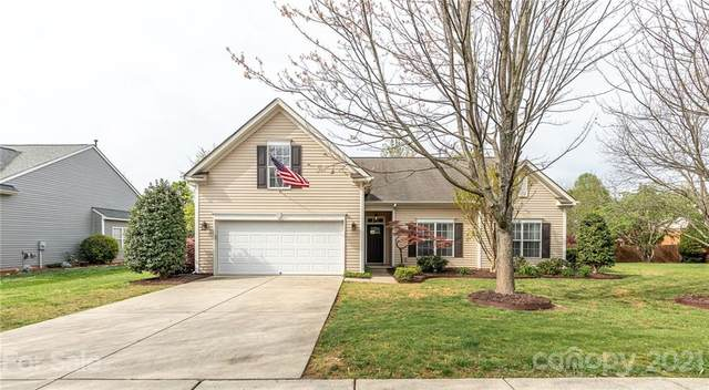 21729 Torrence Chapel Road #35, Cornelius, NC 28031 (#3727541) :: Odell Realty