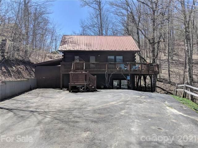 548 Plott Balsam Road, Maggie Valley, NC 28751 (#3727567) :: Rhonda Wood Realty Group