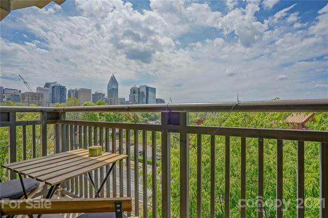 718 W Trade Street #514, Charlotte, NC 28202 (#3727589) :: NC Mountain Brokers, LLC