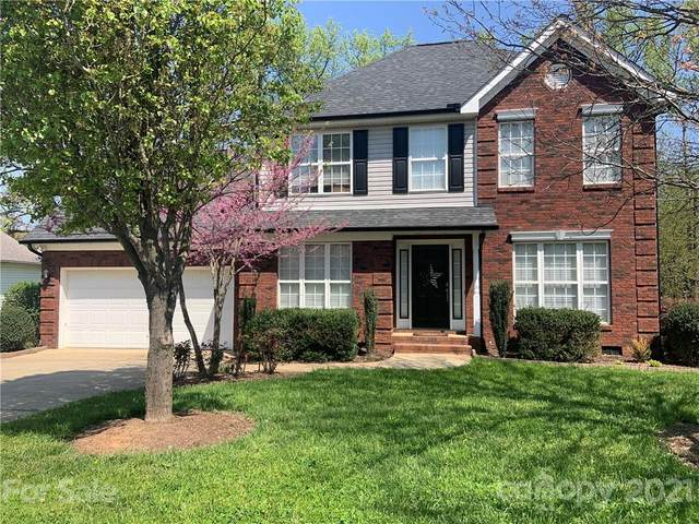 3422 Continental Drive, Monroe, NC 28110 (#3727596) :: Besecker Homes Team
