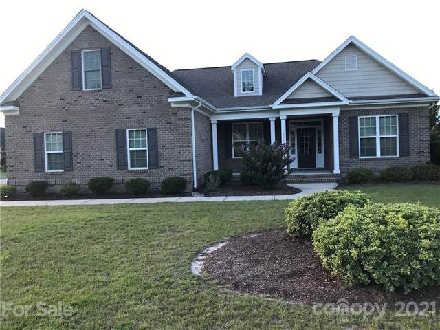 1021 Golden Sands Way, Leland, NC 28451 (#3727597) :: Johnson Property Group - Keller Williams