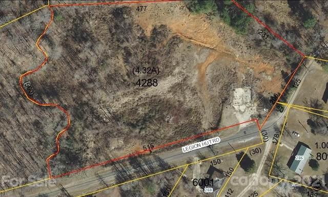 283 Legion Hut Road, Mocksville, NC 27028 (#3727598) :: LePage Johnson Realty Group, LLC