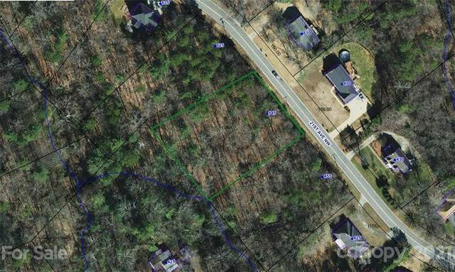 545 21st Avenue NW, Hickory, NC 28601 (#3727605) :: Caulder Realty and Land Co.