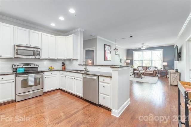 1000 E Woodlawn Road #117, Charlotte, NC 28209 (#3727618) :: Rhonda Wood Realty Group