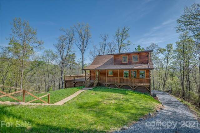 360 Ridgecrest Drive, Lake Lure, NC 28746 (#3727637) :: The Premier Team at RE/MAX Executive Realty