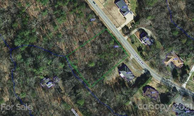 455 21st Avenue NW, Hickory, NC 28601 (#3727639) :: Caulder Realty and Land Co.