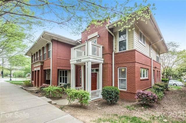 550 9th Street, Charlotte, NC 28202 (#3727646) :: MartinGroup Properties