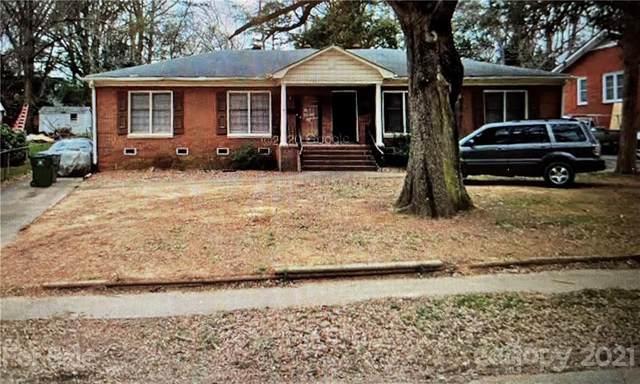 3607 Driftwood Drive #26, Charlotte, NC 28205 (#3727652) :: DK Professionals