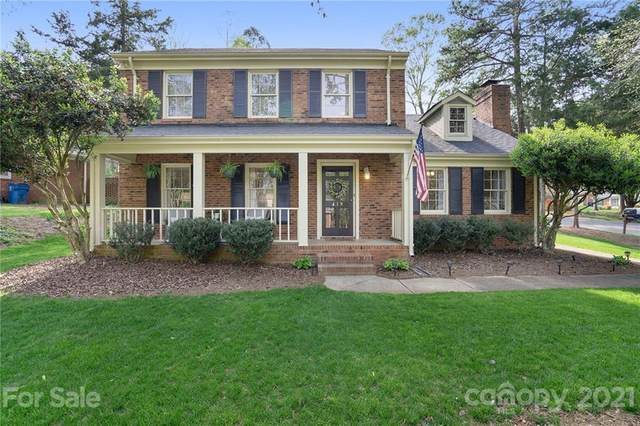 419 Scarborough Lane, Matthews, NC 28105 (#3727657) :: Caulder Realty and Land Co.