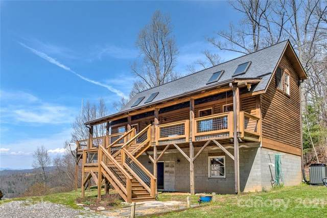 292 Upper Herron Cove Road, Weaverville, NC 28787 (#3727669) :: MartinGroup Properties