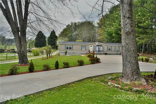 599 Pace Road, Hendersonville, NC 28792 (#3727691) :: Keller Williams Professionals