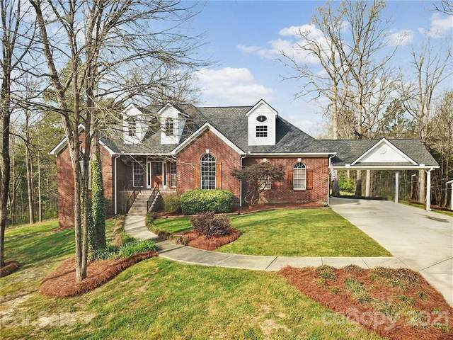 2830 Point Drive, Richburg, SC 29729 (#3727717) :: Carlyle Properties