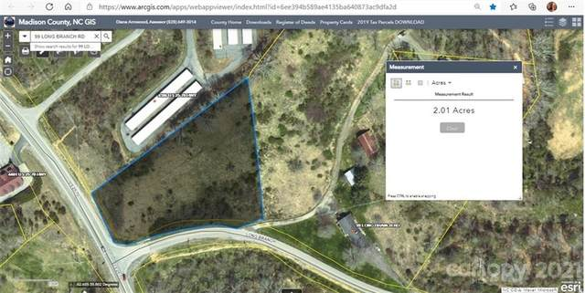 99 Long Branch Road, Marshall, NC 28753 (#3727737) :: Robert Greene Real Estate, Inc.