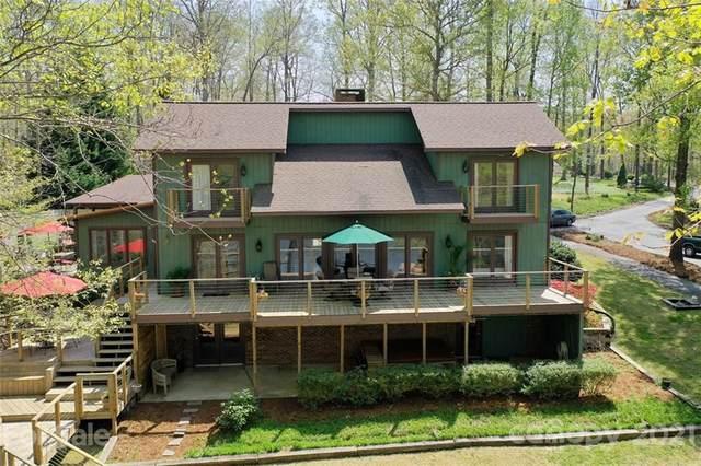 706 Mountain Shore Drive, Denton, NC 27239 (#3727741) :: MartinGroup Properties