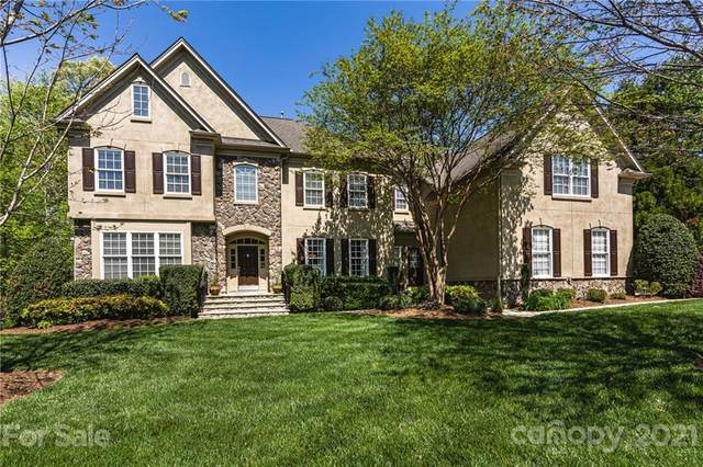 5017 Woodview Lane, Matthews, NC 28104 (#3727772) :: LKN Elite Realty Group | eXp Realty