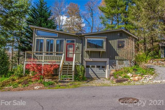 14 Rustling Pine Trail, Black Mountain, NC 28711 (#3727774) :: The Allen Team