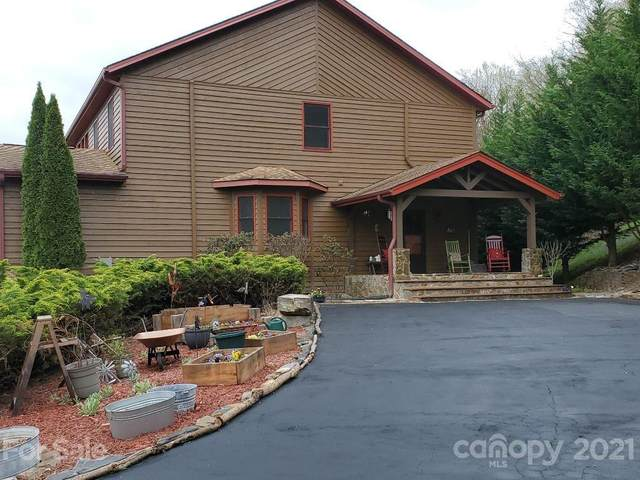 384 Serenity Mountain Lane, Mars Hill, NC 28754 (#3727780) :: Stephen Cooley Real Estate Group