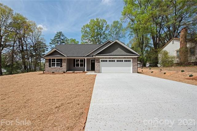 1308 Lowrance Avenue, Kannapolis, NC 28081 (#3727810) :: Odell Realty