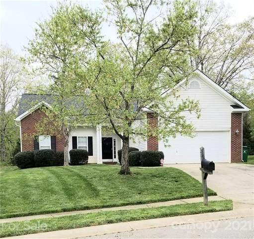 5846 Timbertop Lane, Charlotte, NC 28215 (#3727837) :: MartinGroup Properties