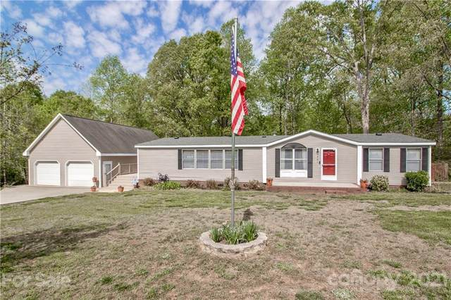1331 L R Schronce Lane, Iron Station, NC 28080 (#3727847) :: TeamHeidi®