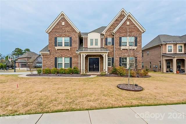8375 Marigold Place, Harrisburg, NC 28075 (#3727862) :: LePage Johnson Realty Group, LLC