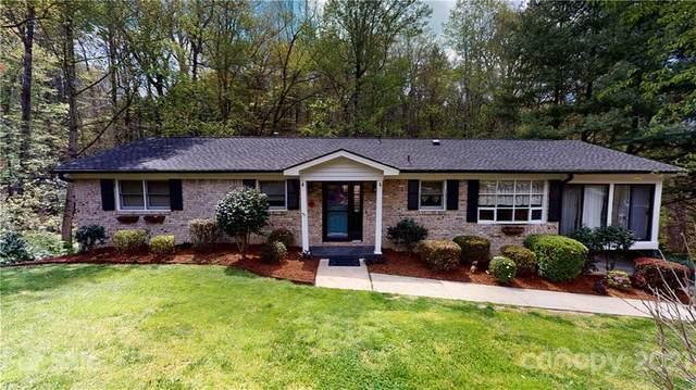 708 Dawnwood Lane, Hendersonville, NC 28791 (#3727864) :: Premier Realty NC