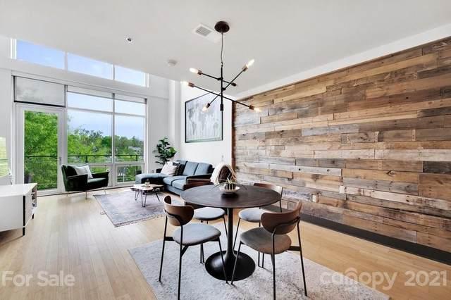 1133 Metropolitan Avenue #307, Charlotte, NC 28204 (#3727881) :: Home and Key Realty