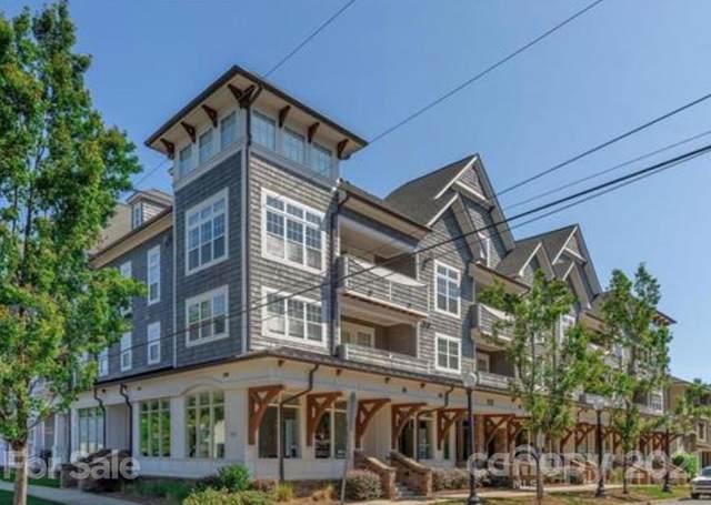 301 E Tremont Avenue #319, Charlotte, NC 28203 (#3727885) :: Scarlett Property Group