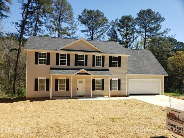 1806 Love Road, Monroe, NC 28110 (#3727893) :: Cloninger Properties