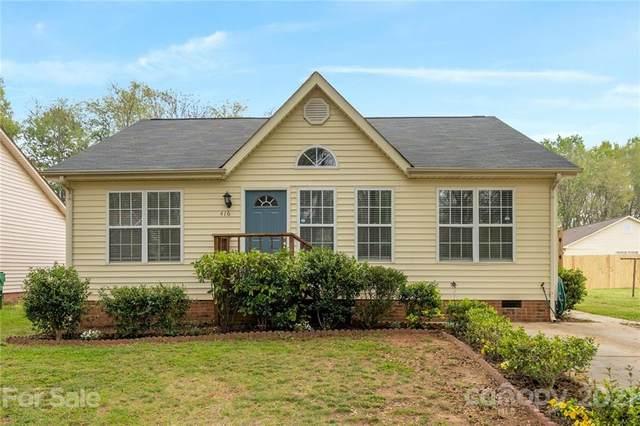 416 Alpha Street, Charlotte, NC 28205 (#3727936) :: Exit Realty Vistas