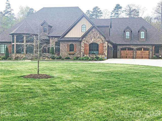 1621 Rock Hill Church Road, Matthews, NC 28104 (#3727985) :: Todd Lemoine Team