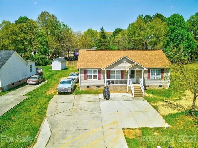 1527 Shepard Street, Kannapolis, NC 28083 (#3727992) :: Besecker Homes Team