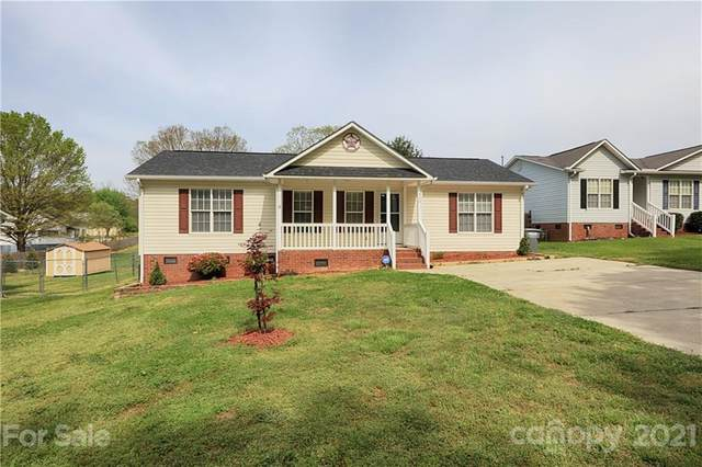 310 S Correll Street, Landis, NC 28088 (#3728020) :: LKN Elite Realty Group | eXp Realty