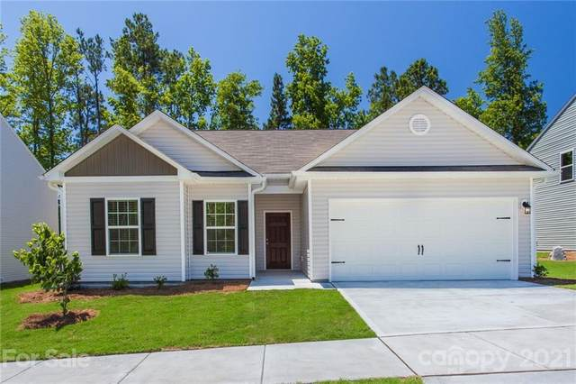 4322 One Mile Way, Charlotte, NC 28215 (#3728057) :: Carolina Real Estate Experts