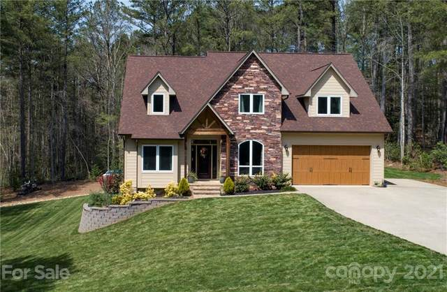 207 Harbor Ridge Drive, Connelly Springs, NC 28612 (#3728068) :: Willow Oak, REALTORS®